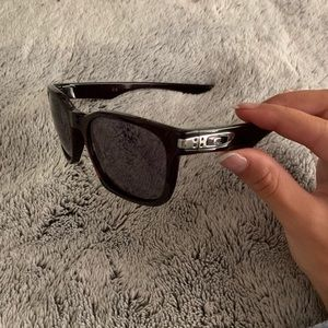Black Oakley Sunglasses OS